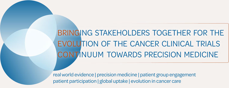 if you envision precision medicine as the future standard of care… JOIN US!