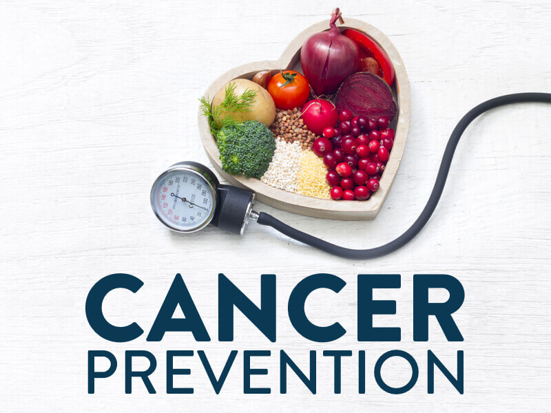 Cancer prevention banner