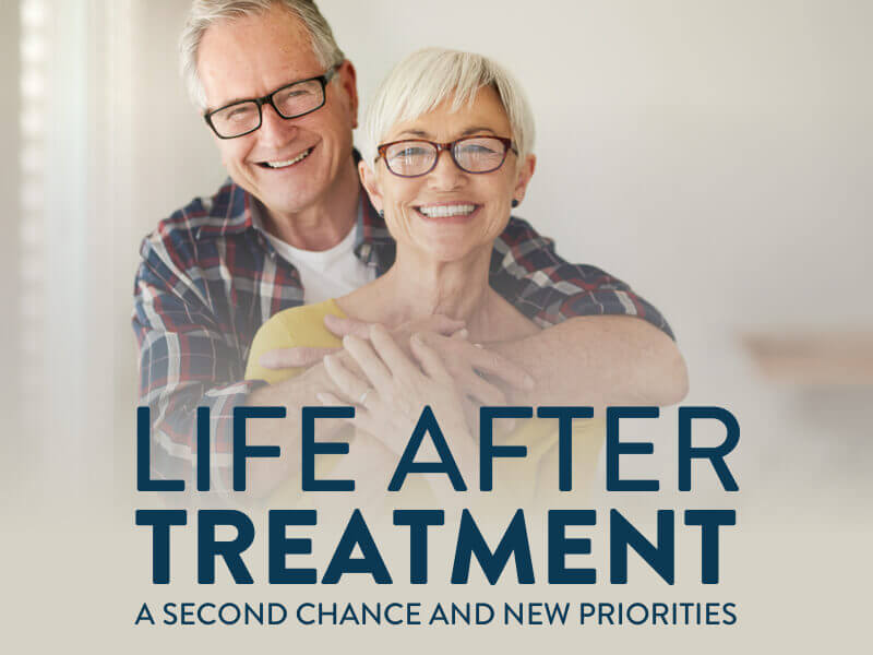 Life After Treatment banner