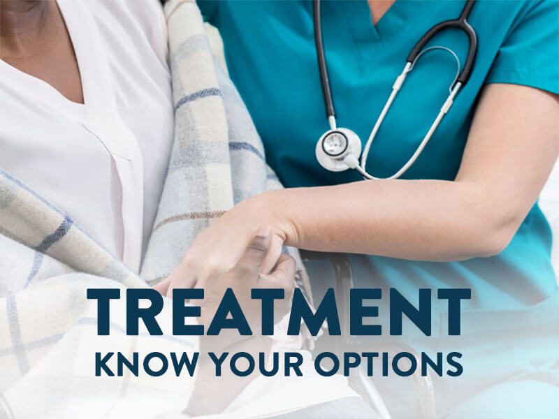 Colorectal Cancer Treatment - Know Your Options banner