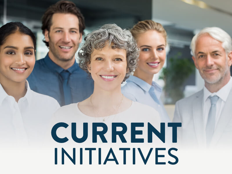 CCC Current Initiatives banner