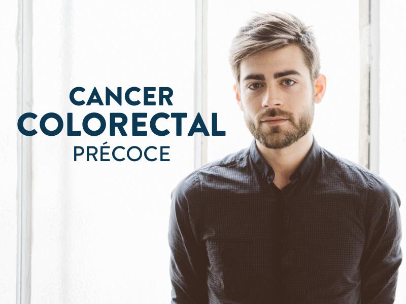 Bannière cancer colorectal précoce
