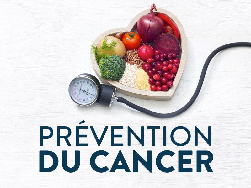 Bannière prévention du cancer
