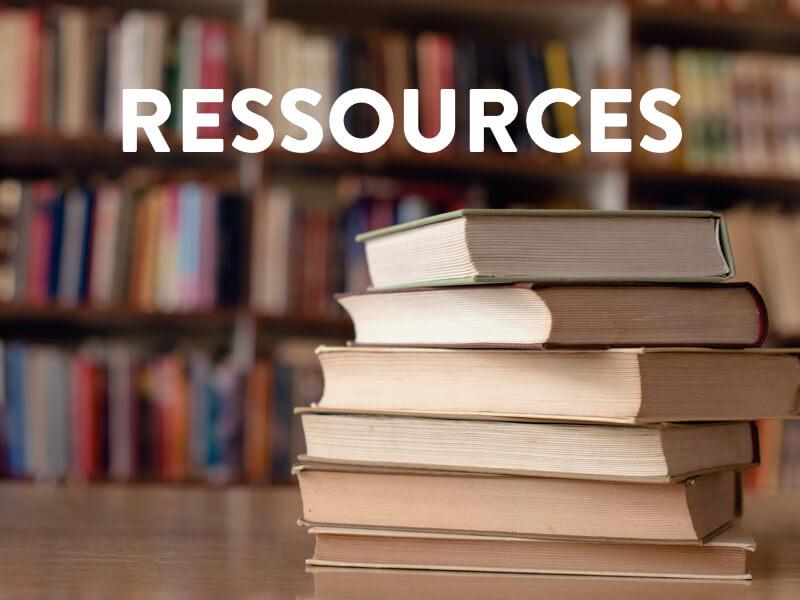 Bannière ressources