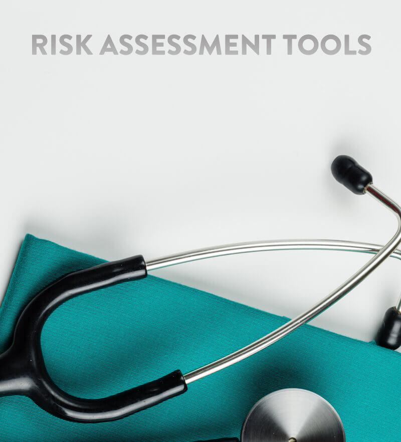 Risk Assessment Tools banner