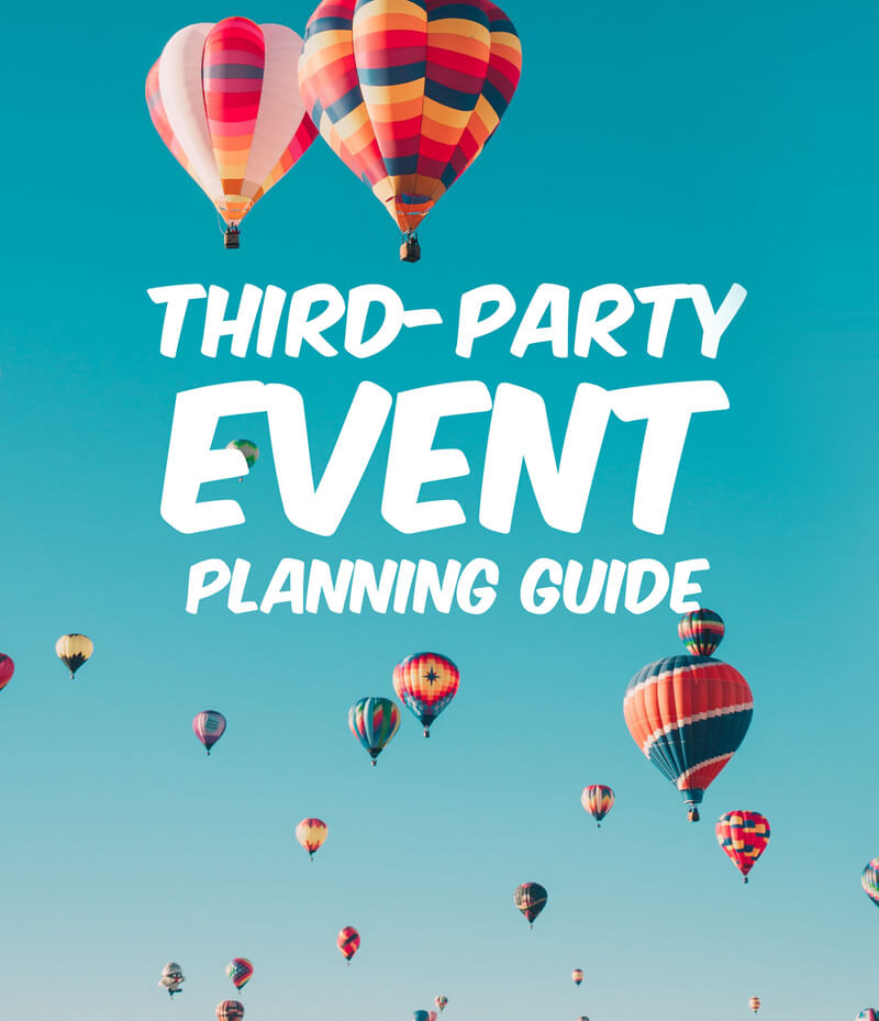 Third-Party Event Planning Guide